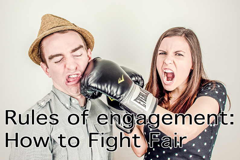 Rules of Engagement: How to Fight Fair? (audio)