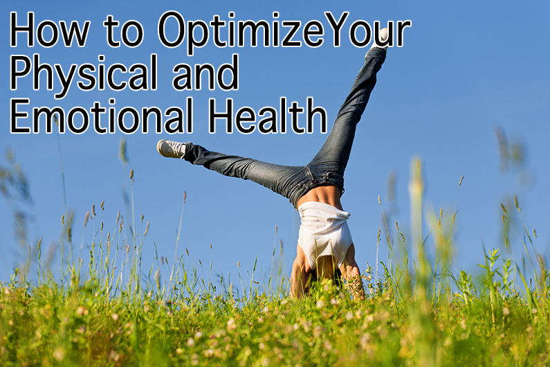 how to optimize physical and emotional health