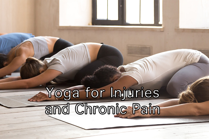 Yoga: An Effective Yet Underrated Treatment For Injuries And Chronic Pain